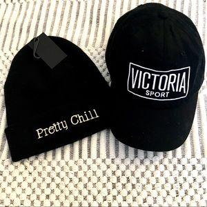Women's Black Hat BUNDLE (2)